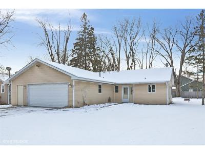 Forest Lake Single Family Home Contingent: 6493 237th Street Court N