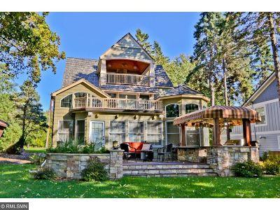 Shoreview Single Family Home For Sale: 5171 Saint Albans Street N