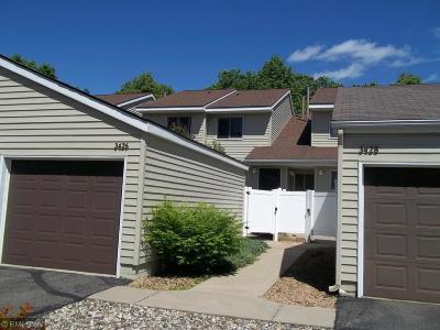 Saint Cloud Condo/Townhouse For Sale: 3426 15th Street N