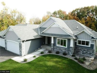 Ham Lake Single Family Home For Sale: 3828 165th Avenue NE