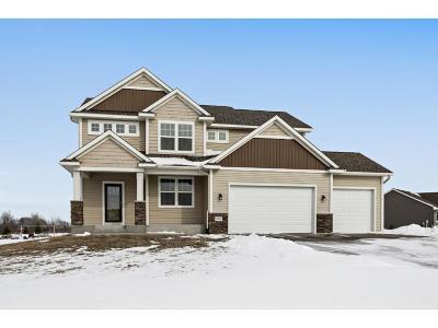 Hudson Single Family Home For Sale: 428 Jordyn Lane