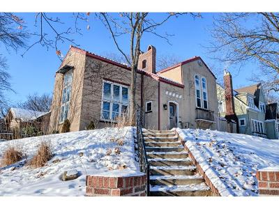 Saint Paul Single Family Home For Sale: 1485 Chelmsford Street