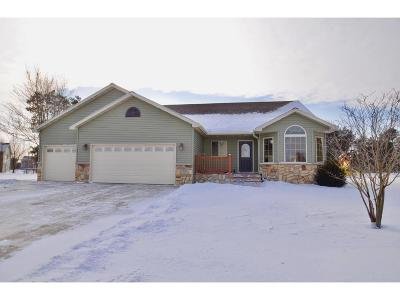 Sartell Single Family Home Contingent: 1129 Waterford Avenue N