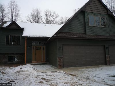 North Branch Single Family Home For Sale: 40929 Evergreen
