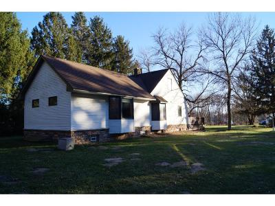 Ham Lake Single Family Home Contingent: 3038 Bunker Lake Boulevard