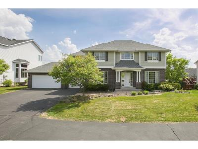 Eden Prairie Single Family Home For Sale: 18637 Overland Trail