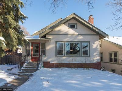 Minneapolis Single Family Home Contingent: 4545 Harriet Avenue