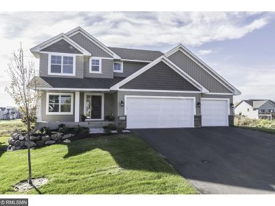 Lakeville Single Family Home For Sale: 9115 187th Street W