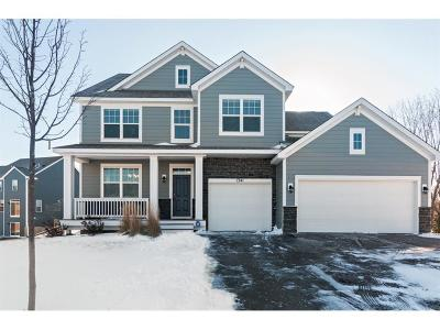 Eagan Single Family Home For Sale: 1341 Quail Creek Circle