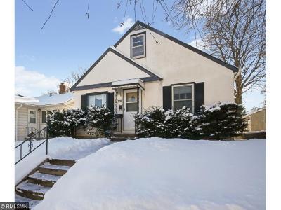 Saint Paul Single Family Home Contingent: 1796 Reaney Avenue E
