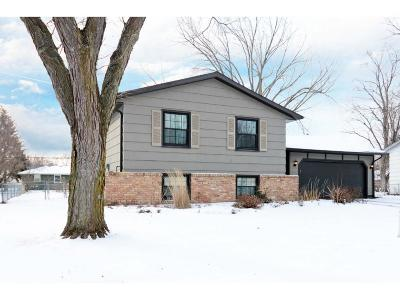Lakeville Single Family Home For Sale: 7266 Upper 164th Street W