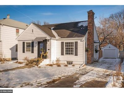 Minneapolis Single Family Home For Sale: 3531 Grand Avenue S
