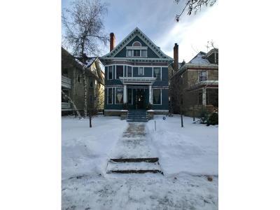 Saint Paul Single Family Home For Sale: 716 Goodrich Avenue