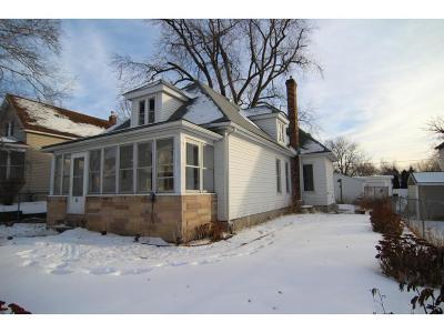 Saint Paul Single Family Home For Sale: 56 Hatch Avenue