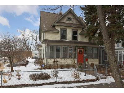Minneapolis Single Family Home For Sale: 4401 1st Avenue S