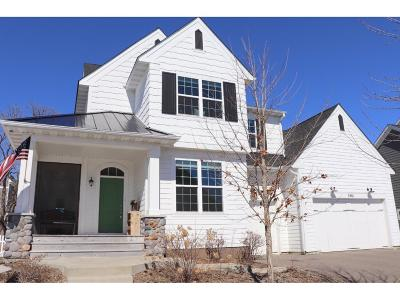 Lakeville Single Family Home For Sale: 5261 167th Street W