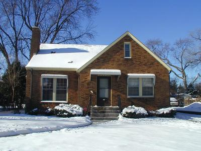 Minneapolis Single Family Home For Sale: 3322 Stinson Boulevard