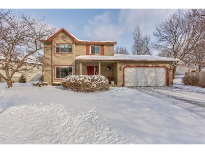 Burnsville Single Family Home Contingent: 2712 Westcliffe Drive