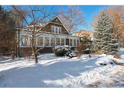 Minneapolis MN Single Family Home For Sale: $974,000
