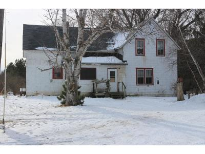 Chisago County Single Family Home For Sale: 19795 325th Street