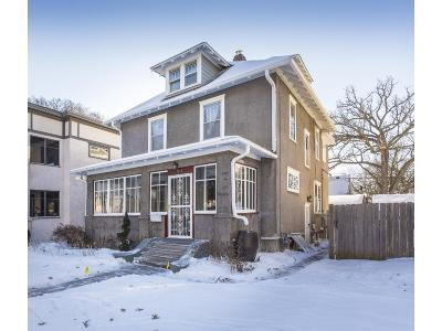 Minneapolis Single Family Home For Sale: 1916 Franklin Avenue SE