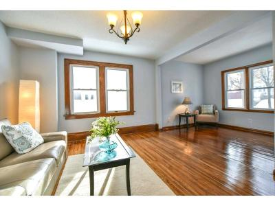 Minneapolis Single Family Home For Sale: 3546 Colfax Avenue N