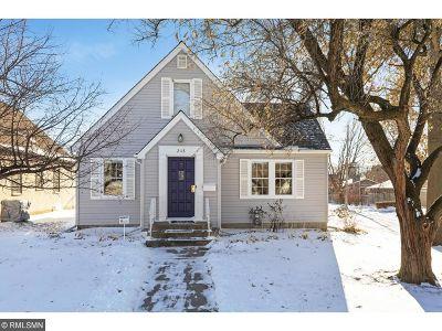 Saint Paul Rental For Rent: 2118 Eleanor Avenue