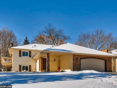 Eden Prairie Single Family Home For Sale: 7042 Autumn Terrace