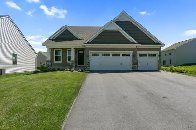Waconia Single Family Home For Sale: 651 Stonegate Circle