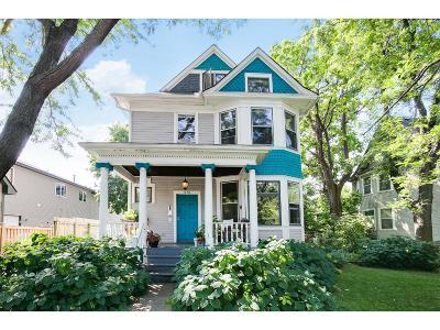 Saint Paul Condo/Townhouse For Sale: 570 Selby Avenue #3
