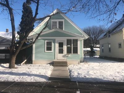 Minneapolis Single Family Home For Sale: 3909 38th Avenue S