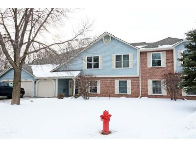 Edina MN Condo/Townhouse For Sale: $174,500