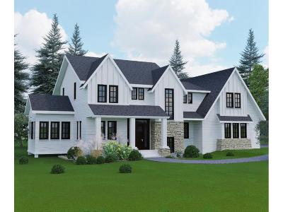 Chaska Single Family Home For Sale: 38xx Red Cedar Way