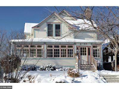 Minneapolis MN Single Family Home For Sale: $750,000