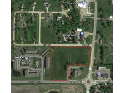 Hutchinson Residential Lots & Land For Sale: 105 Michael Court