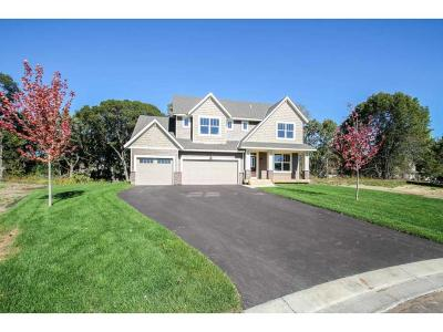 Single Family Home For Sale: 9349 Kagan Circle NE