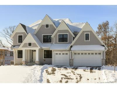 Eagan Single Family Home For Sale: 3787 Wescott Circle