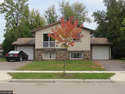 Saint Cloud MN Multi Family Home For Sale: $130,000