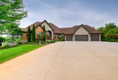 Scott County Single Family Home For Sale: 18787 Meadow View Boulevard