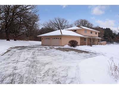 Andover Single Family Home For Sale: 16891 Valley Drive NW