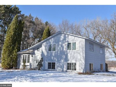 Chisago County Single Family Home For Sale: 20280 Furuby Road