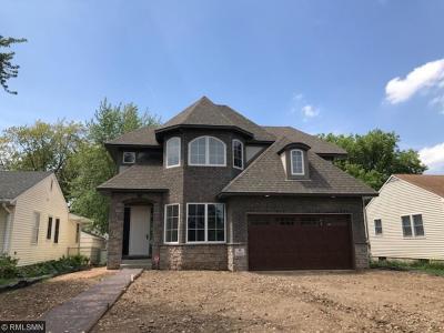 Edina Single Family Home For Sale: 5908 Zenith Avenue S