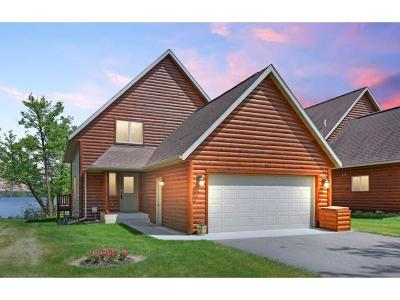 Pequot Lakes Single Family Home For Sale: 5590 White Pine Drive #21