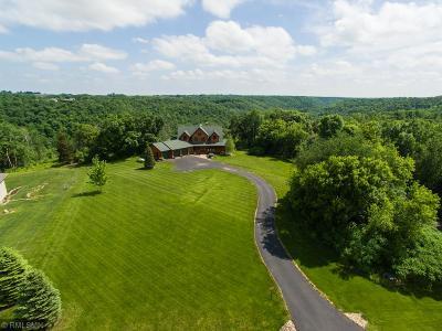 Prescott Single Family Home For Sale: W10652 566th Avenue