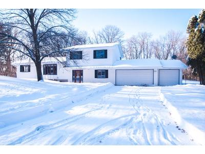 Dellwood MN Single Family Home For Sale: $545,000