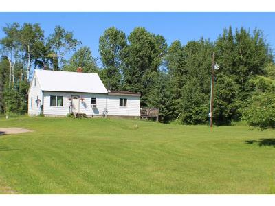 Itasca County Single Family Home For Sale: 28776 State Highway 1