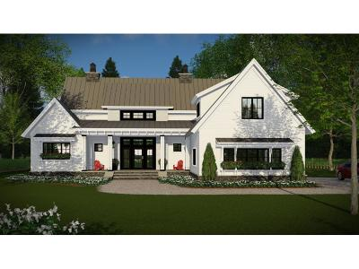 Mahtomedi Single Family Home For Sale: Xxx Ash