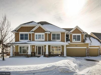 Rosemount Single Family Home Contingent: 3742 Crosscliffe Path