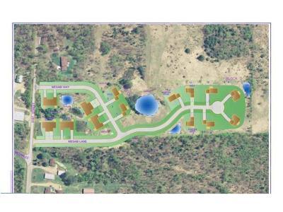 Hibbing, Chisholm Residential Lots & Land For Sale: Lots 1 & 2 Mesabi Way