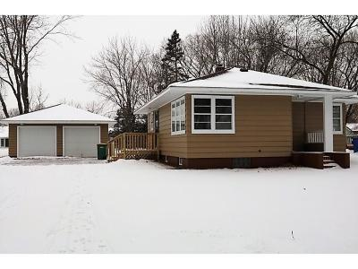 Sauk Centre MN Single Family Home Contingent: $110,000